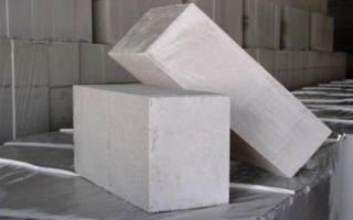 Стены из газобетонных блоков плюсы и минусы