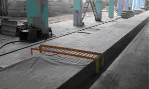 Укрывочный материал для бетона