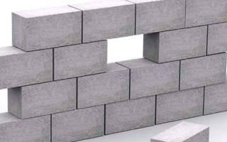 Как посчитать кубатуру блоков на дом