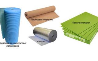 Как утеплить бетонный пол под линолеум