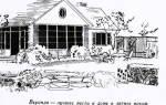 Правильные пропорции дома при постройке