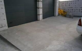 Подушка под бетонную площадку