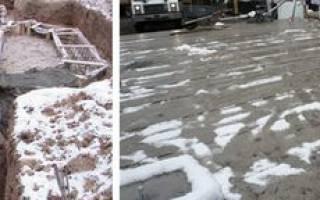 Как повысить морозостойкость бетона