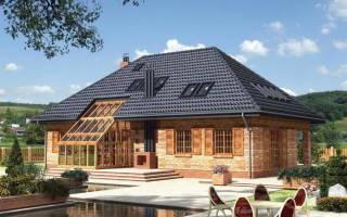 Как правильно сделать вальмовую крышу