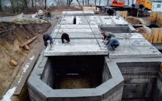 Технология укладки плит перекрытия на фундамент