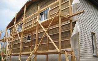Каким сайдингом лучше обшить деревянный дом