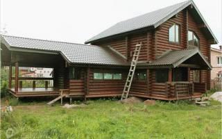 Как построить дом на болоте