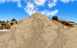 Какой песок для бетона лучше