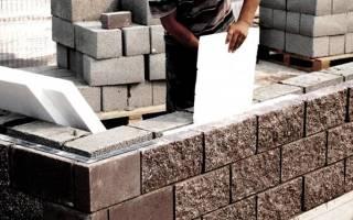 Какие бывают строительные блоки для стен