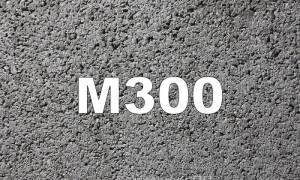 Пропорции бетона м300 из цемента м500