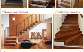 Как сделать бетонную лестницу своими руками