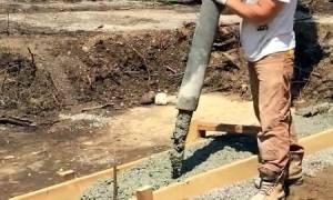 Как рассчитать сколько надо бетона на фундамент
