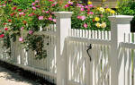 Как правильно ставить забор между соседями