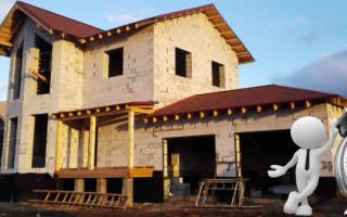 Сколько этажей можно строить из газобетона