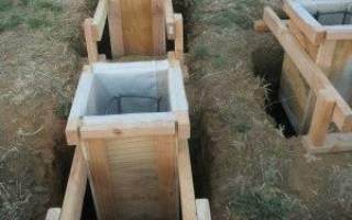 Какой фундамент нужен для дома из пеноблоков