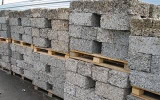 Оборудование для производства опилкобетонных блоков