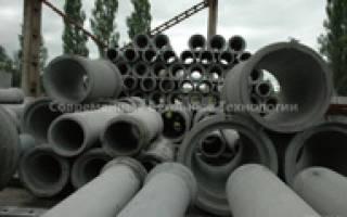 Трубы бетонные дорожные