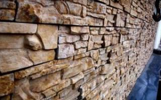 Отделочная плитка под камень для внешней отделки