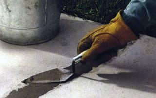 Чем заделать щели в бетонном полу