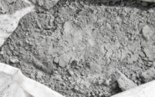 Портландцемент и цемент отличия
