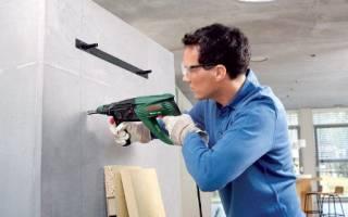 Чем сверлить бетонный потолок