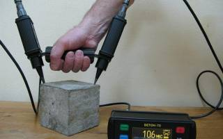 Модуль упругости бетона в20