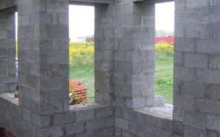 Монолитный керамзитобетонный дом своими руками