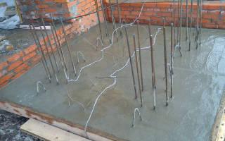 Сушка бетона электричеством