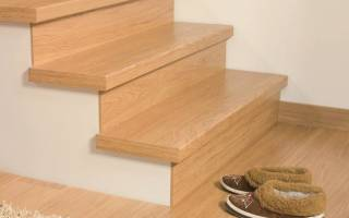 Варианты отделки бетонной лестницы в частном доме