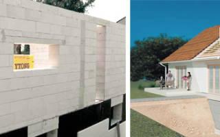 Примерная смета на строительство дома из пеноблоков