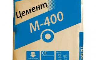 Цемент м400 и м500 в чем разница