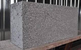 Станок для производства полистиролбетонных блоков