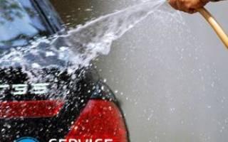 Как удалить бетон с машины