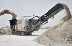 Оборудование для дробления бетона