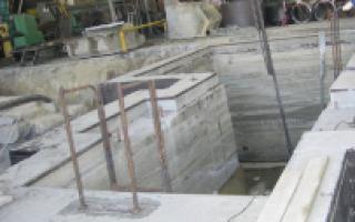 Проектирование фундаментов под оборудование промышленных предприятий