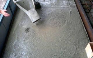 Класс бетона в30 какая марка