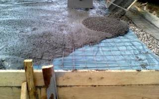 При какой прочности бетона можно снимать опалубку