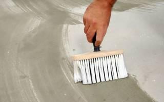 Нужно ли грунтовать пол перед наливным полом