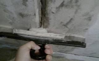 Чем заделывать швы между плитами перекрытия