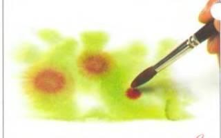 Как правильно смешивать краски для рисования