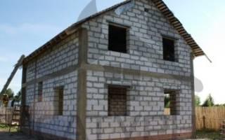 Как рассчитать количество пеноблоков для строительства дома