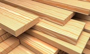 Монтаж деревянной лестницы на бетонное основание