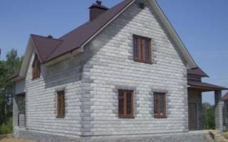 Как пристроить пристройку к дому из блоков