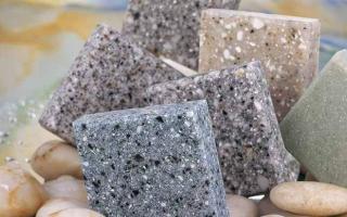 Полимерный бетон технология