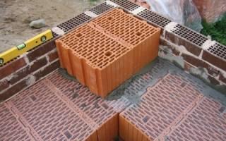 Газобетон или керамические блоки что лучше