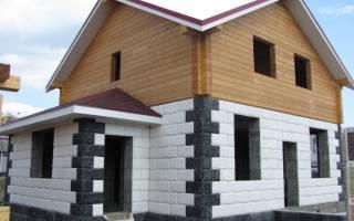 Как посчитать количество блоков для строительства дома