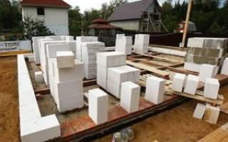 Рассчитать количество блоков на дом