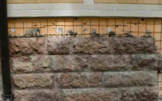 Чем облицевать фундамент дома недорого своими руками