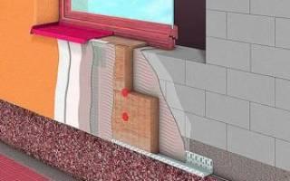 Как утеплить дом из газобетона снаружи пеноплексом