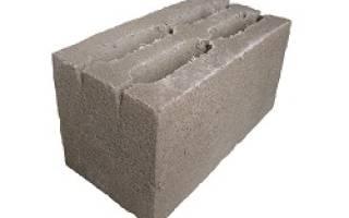 Самодельные блоки из опилок
